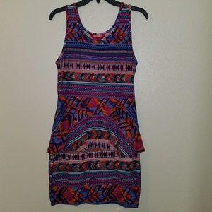 Juniors mini dress size XL